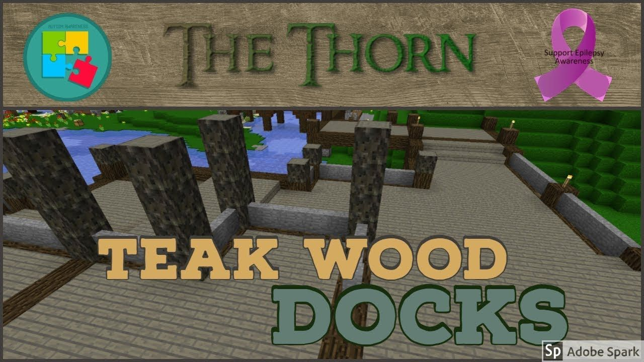 Today we return to The Thorn for this week to get started on