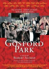 Gosford Park They Re Rather A Mixed Bunch That Mr Weissman S Very Odd Apparently He Produces Motion Pictures The Charlie Chan My Movies Film Full Movies