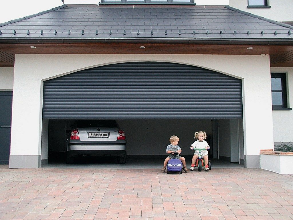 garage door opening on its ownBest 25 Automatic garage door ideas on Pinterest  Clock