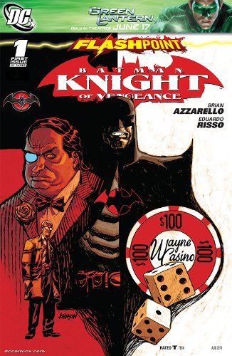 Flashpoint batman knight of vengeance special edition 1 by brian flashpoint batman knight of vengeance special edition 1 by brian azzarello http fandeluxe Image collections