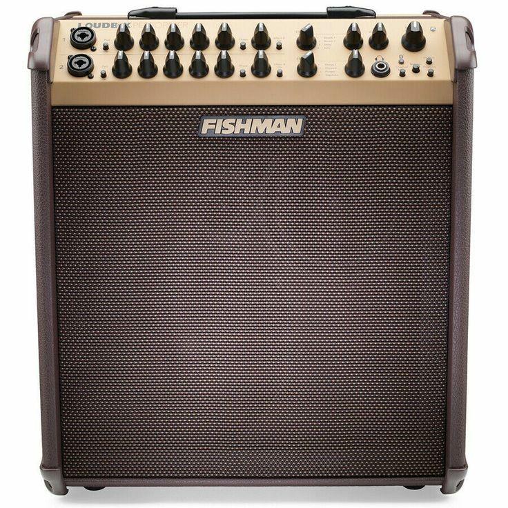 Fishman loudbox in 2020 amplifier bluetooth amp acoustic
