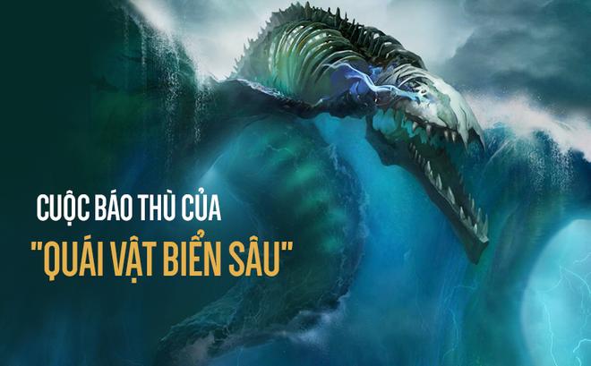"""Bí ẩn lời nguyền đáng sợ của """"quái vật biển"""" Bakekujira: Kẻ khổng lồ trở về từ cõi chết"""