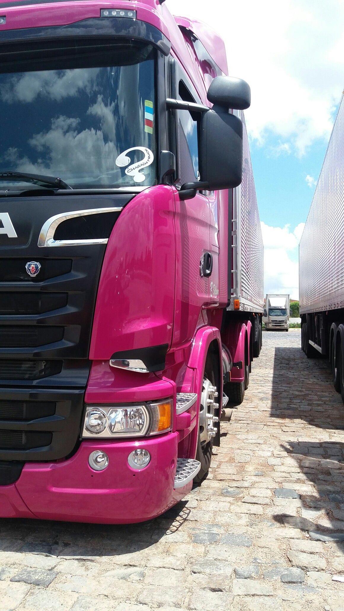 Scania Sheila Bellaver Caminhoes Carretas Fotos De Caminhao