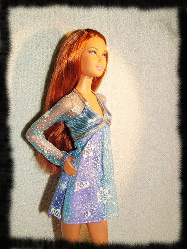 ★ New ★ Mattel Fashionista Fashion I Can Be An Iceskater Barbie Doll Clothes   eBay