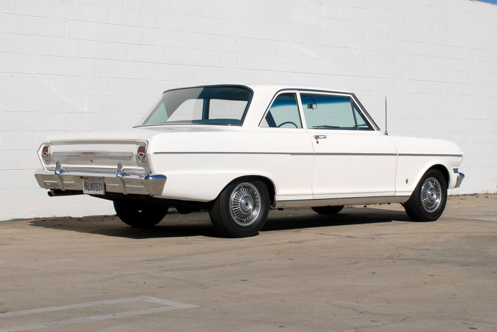 1964 Chevrolet Nova Chevrolet Nova Chevrolet Chevy Nova