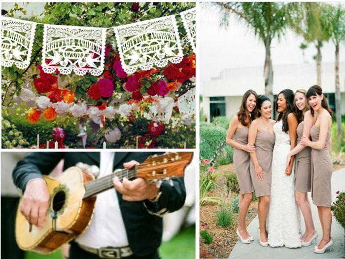 Cinco De Mayo Wedding Inspiration Pretty My Party