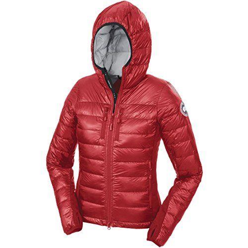 CANADA GOOSE Canada Goose Women'S Hybridge Lite Hooded Jacket. #canadagoose  #cloth #