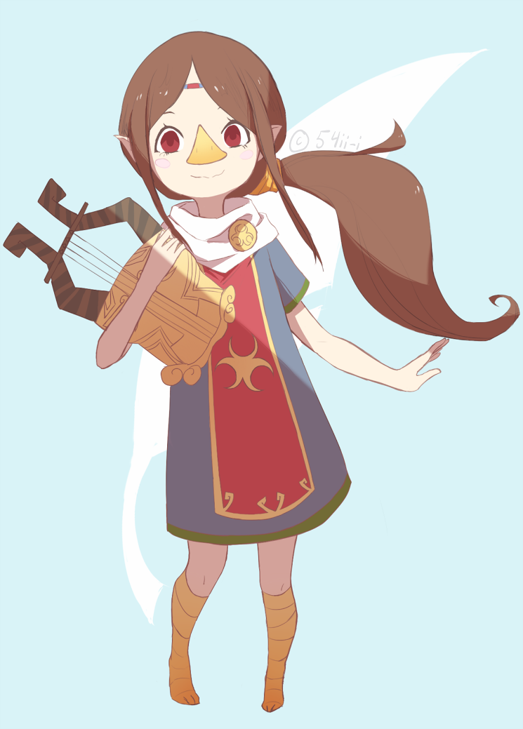 54ii-i: Medli is so cute! | Medli, Guardian of Earth