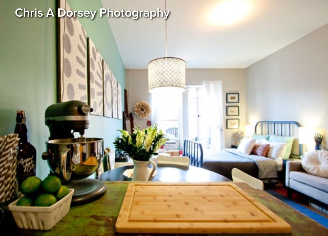 Michelle Konar S Upper West Side Shabby Chic Studio Apartment In Nyc Houzz Interior Design