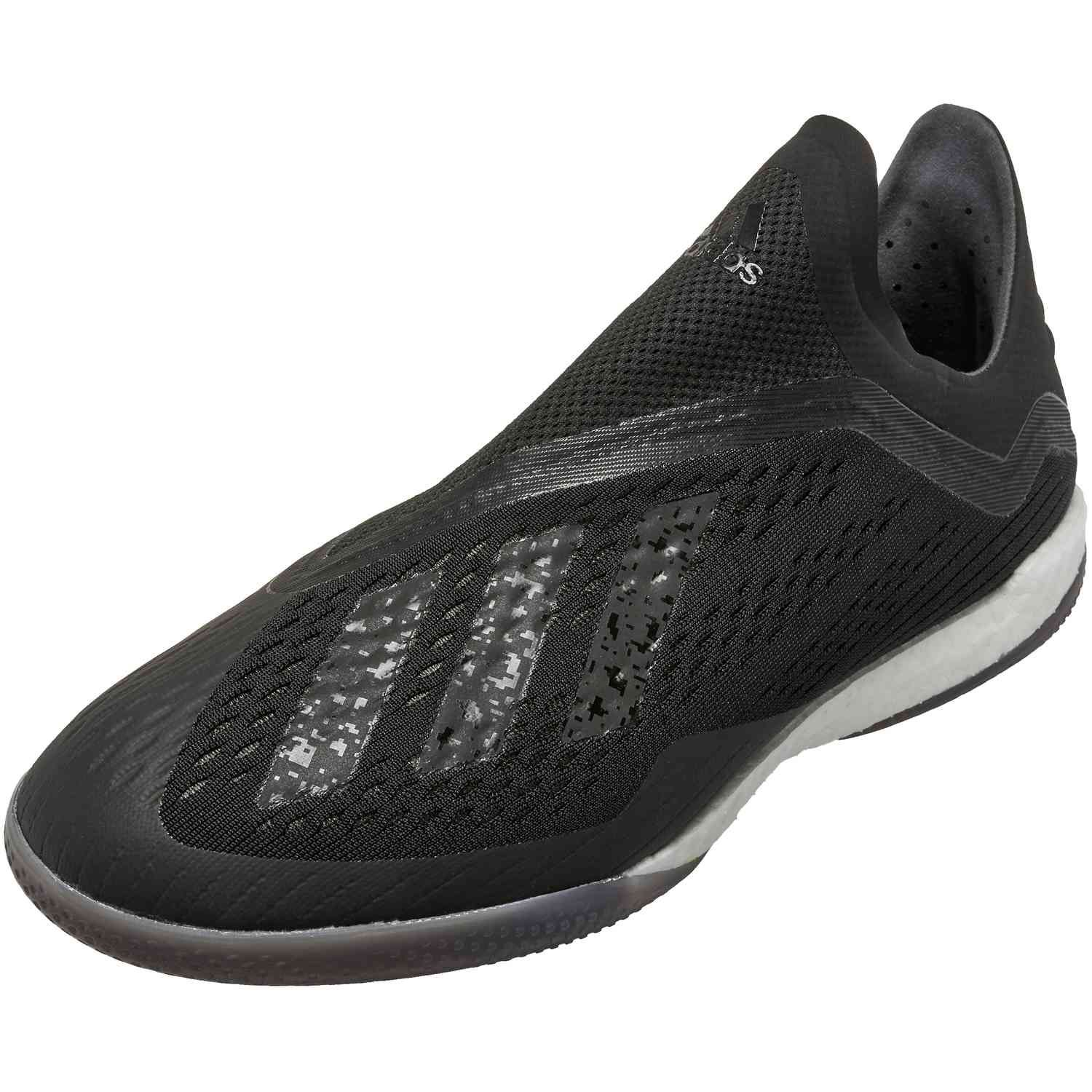 Shadow Mode adidas X Tango indoor soccer shoes. Get them at SoccerPro today! 36be2f89da3