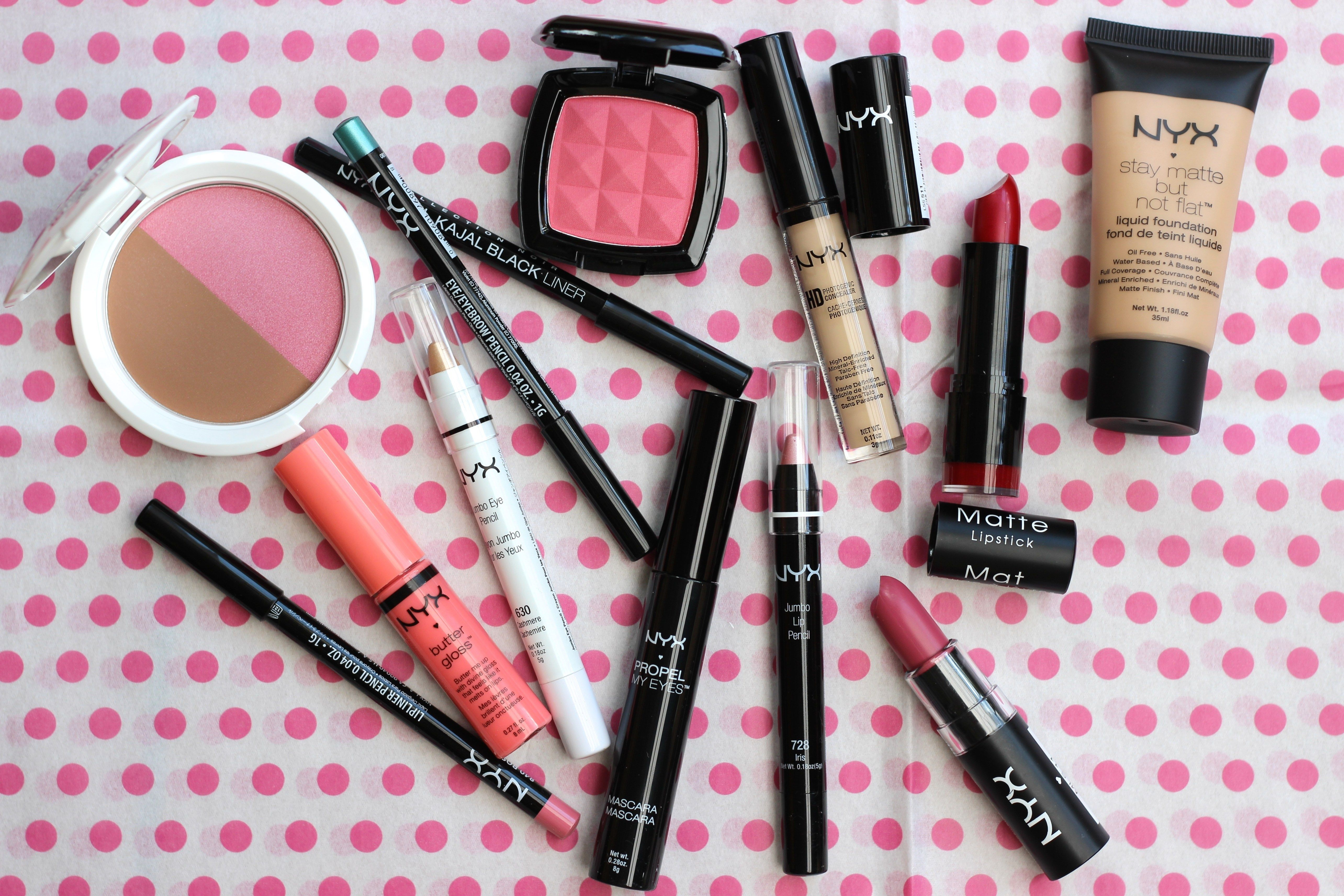 The 10 Best Products from NYX Cosmetics Nyx cosmetics