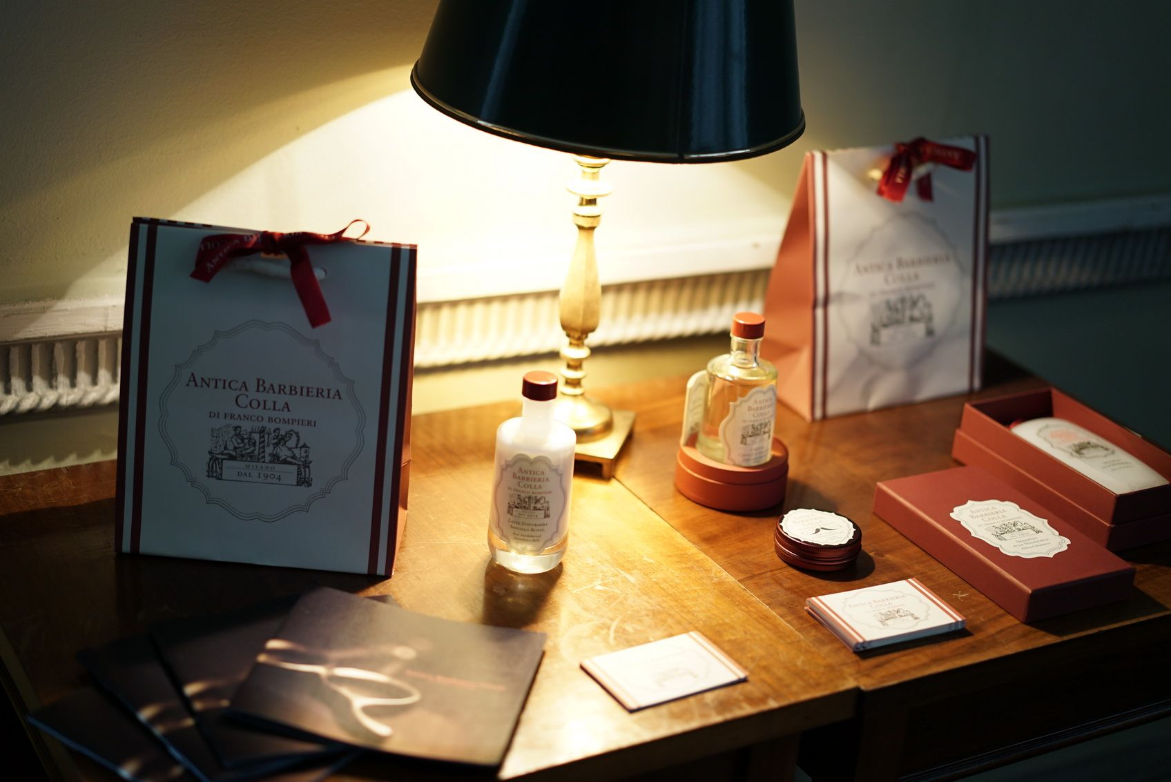 anticabarbieriacollashop.com shaving&grooming line lands in Belgrade for the event of excellences #24hoursofelengance