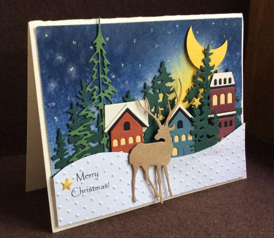 Лет картинки, как сделать рождественскую открытку своими руками в школу видео