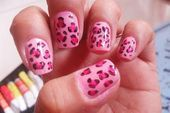 Photo of pinky leopard by rish02  Nail Art Gallery nailartgallery.na by Nails Magazin