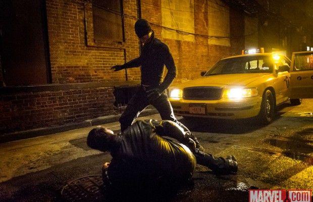 Netflix komt met Marvel's Daredevil