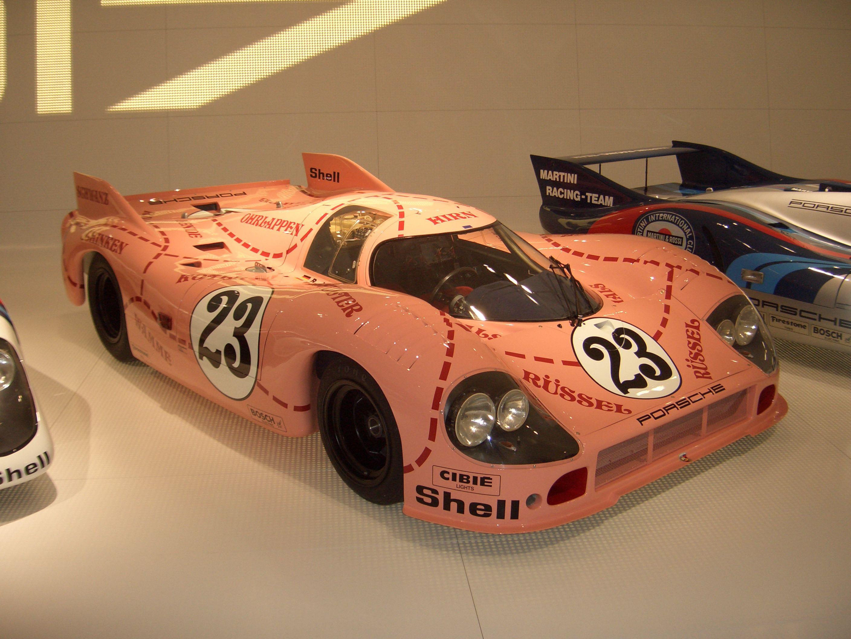 Pink Pig Porsche 917 Old Cars Pinterest Cars Le