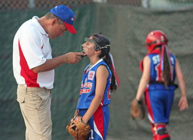 Little League District 24 All Star 10s Softball Mid Island Faces Off With South Shore Little League League South Shore
