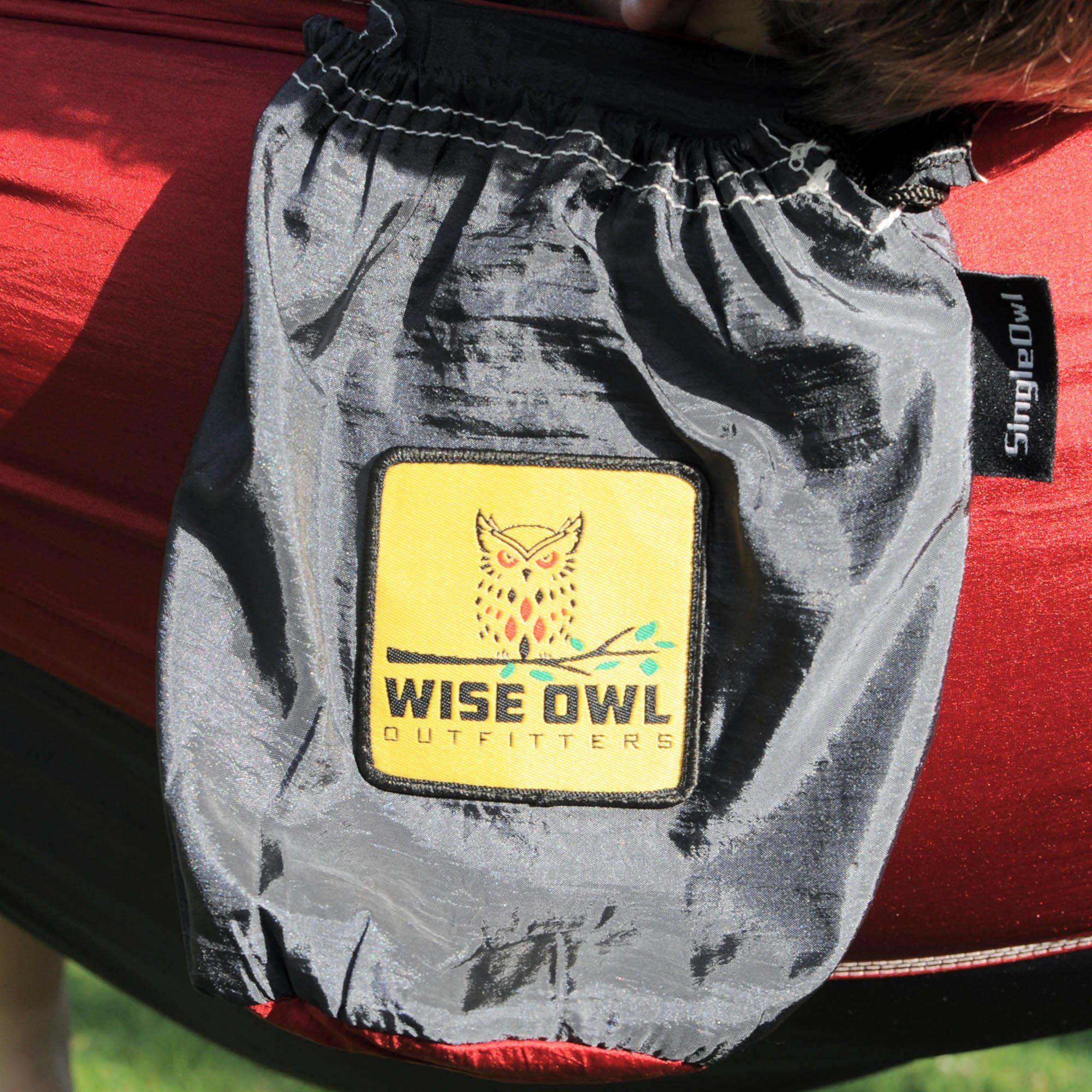 Wise Owl Outfitters Hammock For Camping Single And Double Hammocks Gear For The Outdoors Backpacking Survival Or T Backpacking Tent Hammock Camping Tree Straps