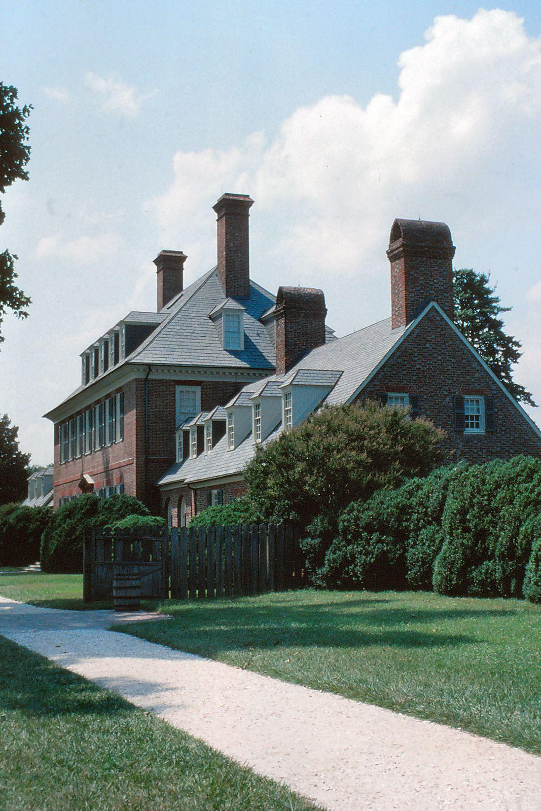 bourbonandroses Carter's Grove (1750), Williamsburg VA