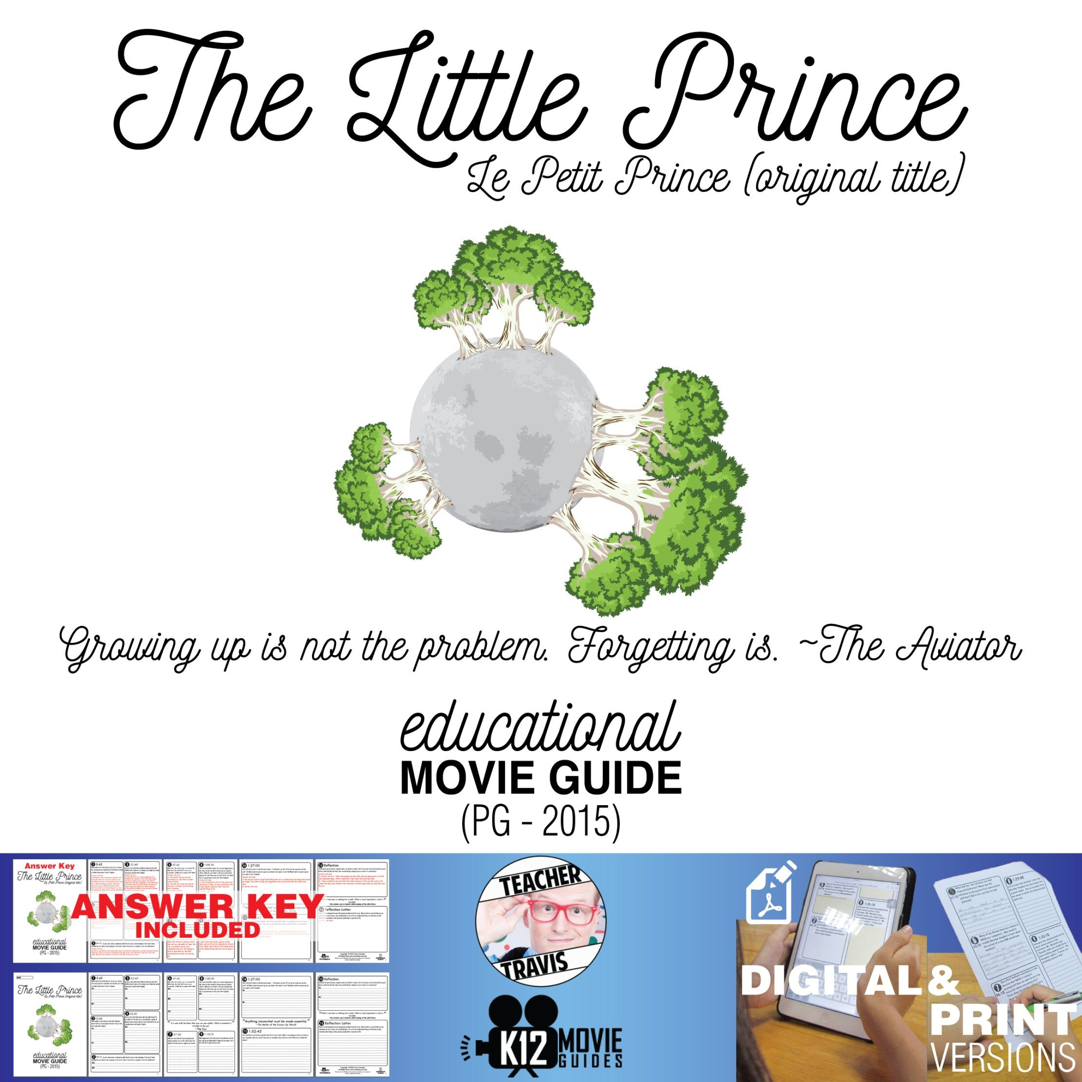 The Little Prince Movie Guide