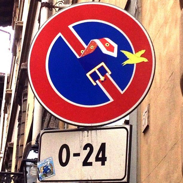 trafficsign art  streetart sign firenze florence italy #myshoestory