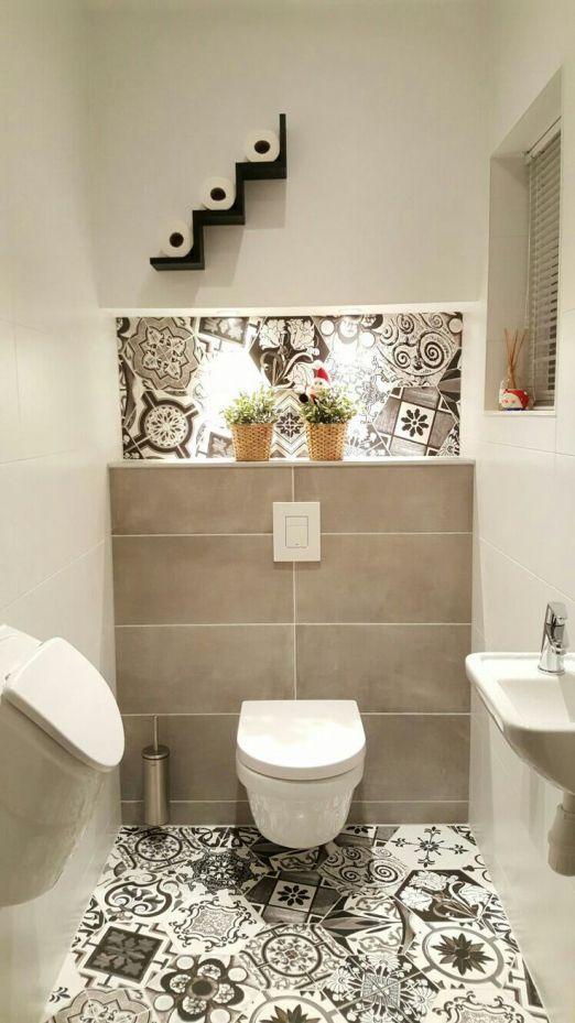 Innenarchitektur : Kleine Toilet Interieur Ideeën Badkamer Toilet ...