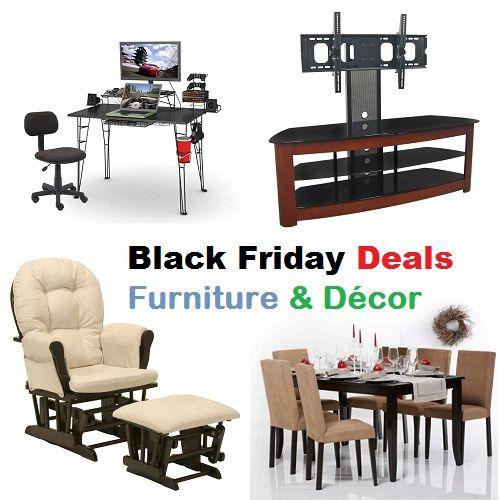 Black Friday Furniture & Décor Deals, Sales & Discounts