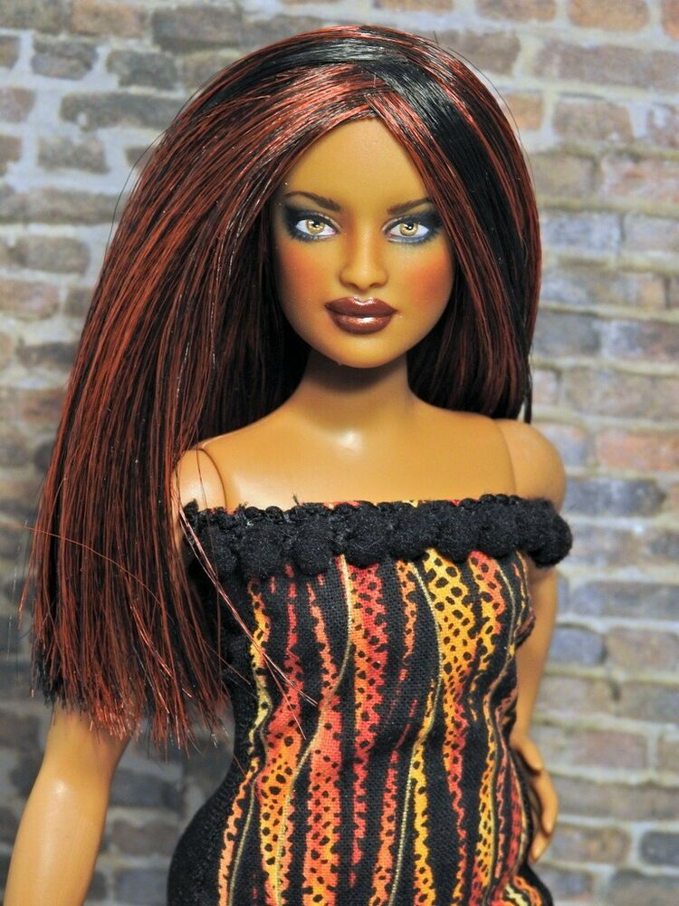 GORGEOUS-AA-Made-to-Move-Barbie-Look-Hybrid-Doll-w-Floral