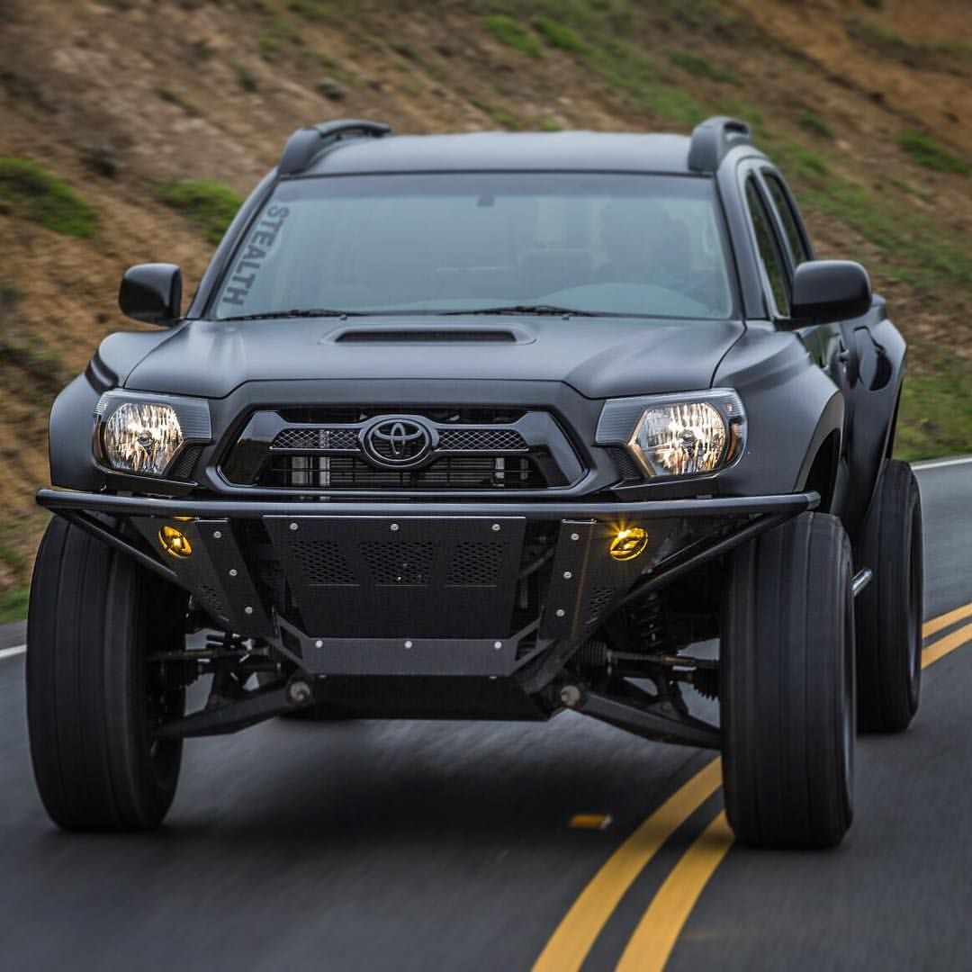 Toyota Tacoma Limited: Pin By Chad D Bodden On Apocalypse Whip