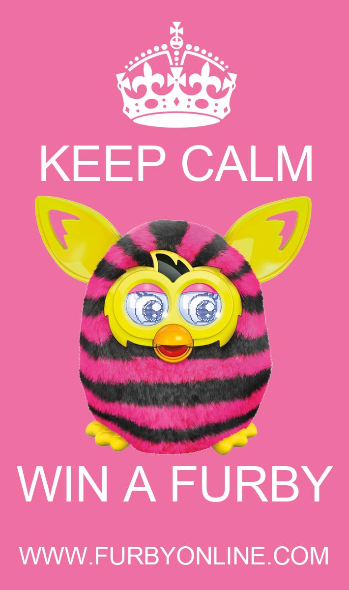 Win a Furby Boom, pretty awesome #giveaway #freestuff #furbyboom