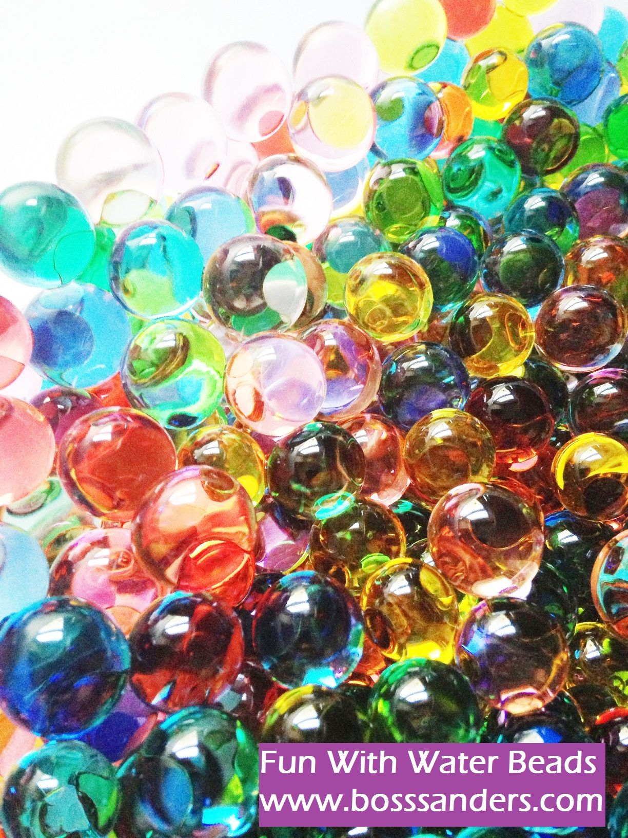Great Ideas For Water Beads