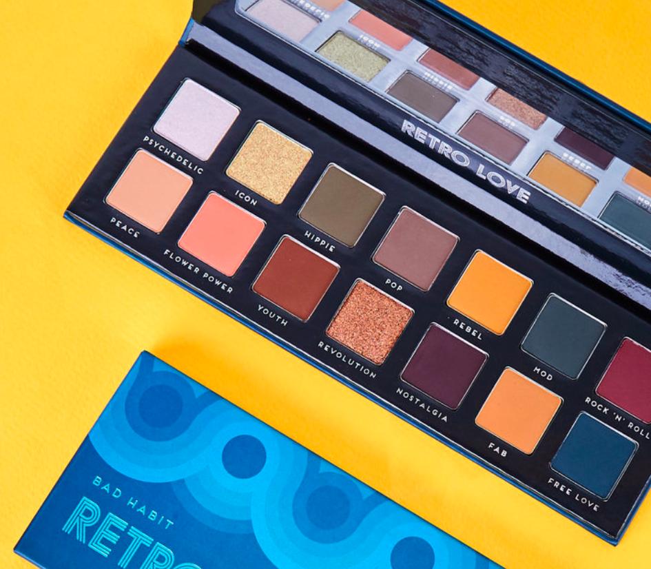 Bad Habit Retro Love Palette (With images) Best makeup