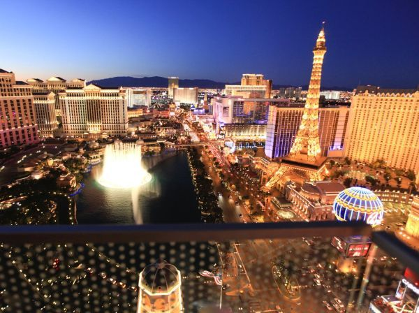 Hotel The Cosmopolotan Of Las Vegas 21 Balconies Features Most Amazing Views In World