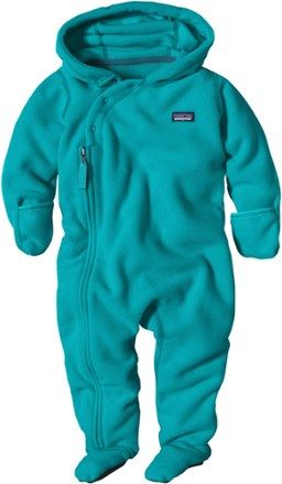 cd89538922f3f7 Patagonia Micro D Fleece Bunting - Infants