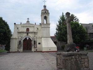 Parroquia de San Andrés Totoltepec