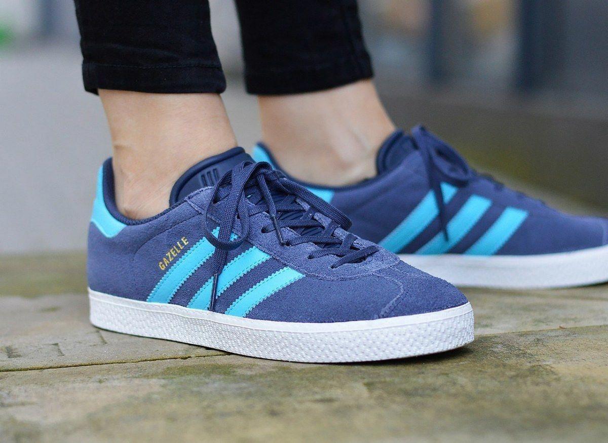 Adidas Gazelle J Bb2504 JuniorWomen's Sneakers