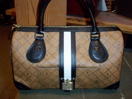 615344f8193e L.A.M.B Gwen Stefani Lux Signature Saddle Mandeville Satchel Bag Purse  NNEEEDDD THIIIIISSSSSSSS