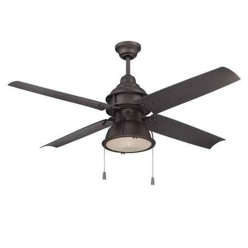 Craftmade lighting craftmade lighting port arbor espresso ceiling fan with light