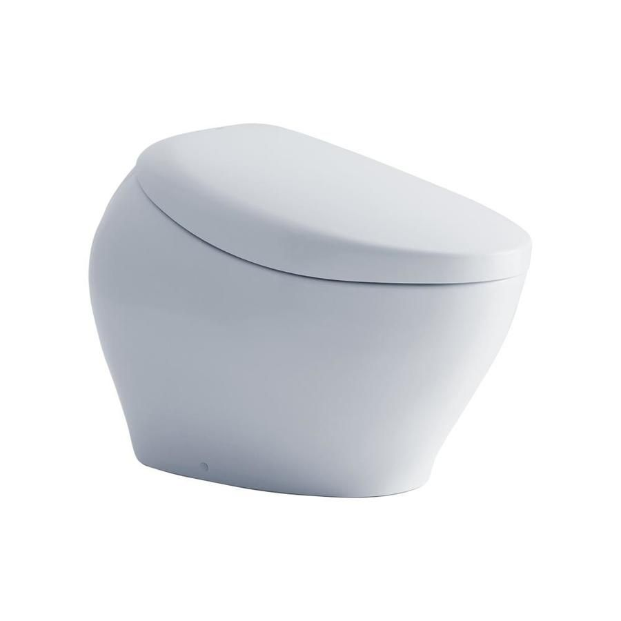 Toto Neorest Cotton White Watersense Dual Flush Elongated Chair Height Toilet 12 In Rough In Size Ms900cumfg 01 In 2020 Chair Height Washlet Dual Flush Toilet