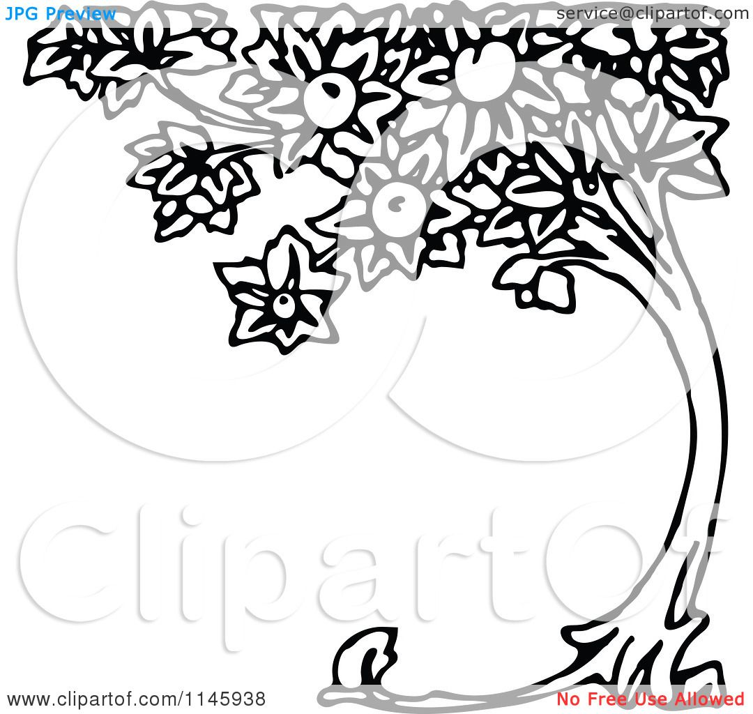 Illustrations Of Peach Tree Branches