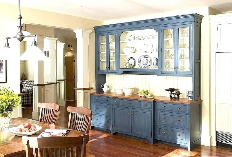Built In Kitchen Hutch Large Cabinets For With Stylish Extra Cabinet