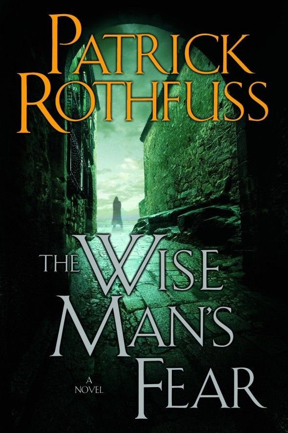 The Wise Man's Fear (Book 2)