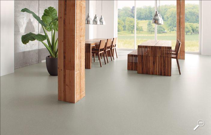 Fußboden Wohnung Xenia ~ Foto linoleum linoleumboden von forbo fußboden linoleum