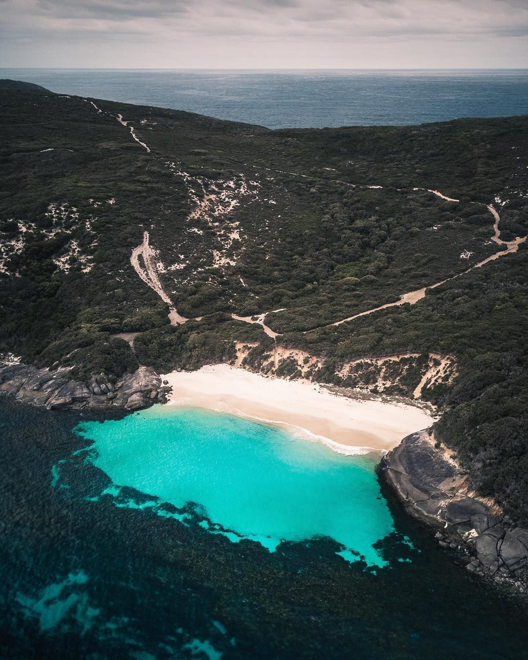Western Australia From Above: Drone Photography by Phil de Glanville #photography #Australia #dronestagram Check more at https://photogrist.com/western-australia-phil-de-glanville/