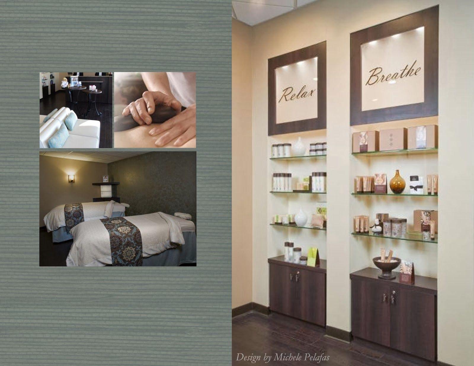 Nail spa design ideas