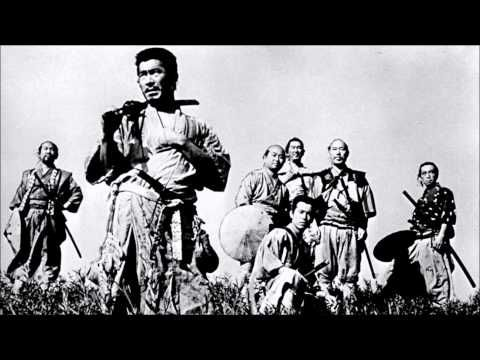 Fumio Hayasaka - SEVEN SAMURAI / 早坂文雄: 「七人の侍」 (1954) OST - YouTube