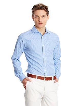 40ae8814d24ca Pedro Del Hierro Camisa Hombre (Azul)