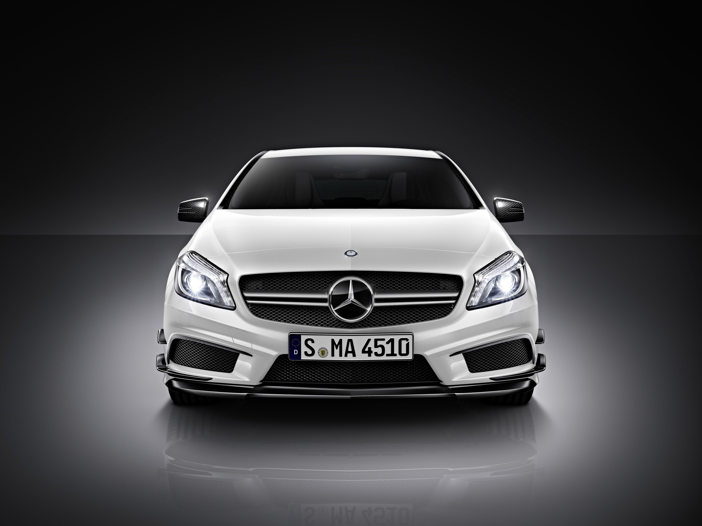 Mercedesbenz aclass a 45 amg exterior mercedes a