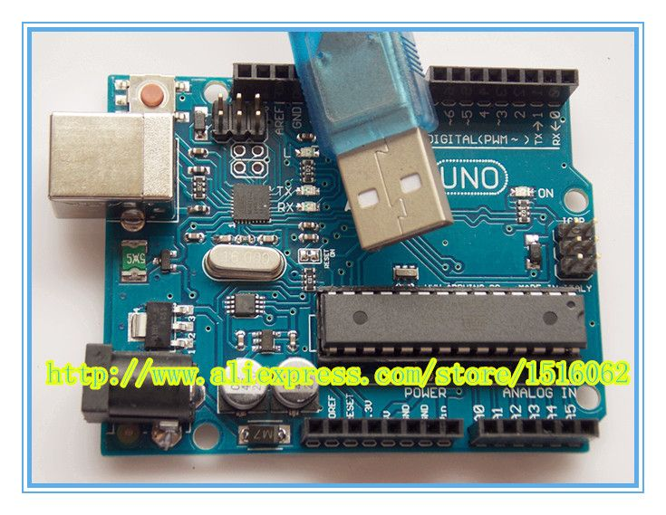 Best prices!!!Free shipping! UNO R3 MEGA328P ATMEGA16U2 for Arduino Compatible (NO USB)Factory direct sales