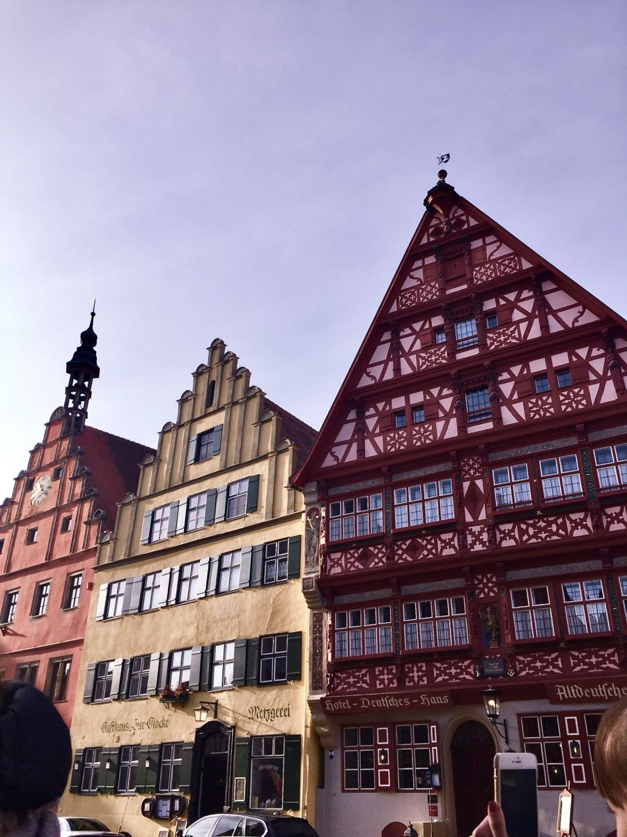 Dinkesbühl in 2020 Pics, Multi story building, Landmarks